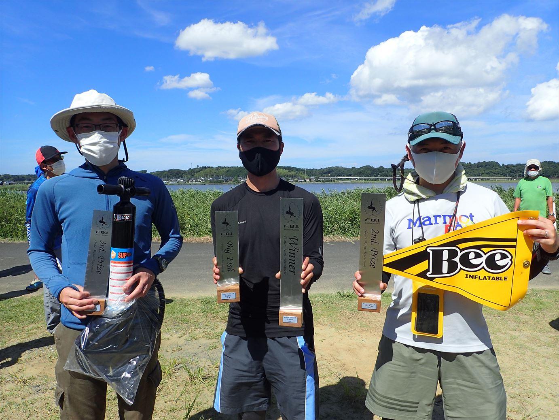F.B.I TOUR 2021 4th LAKE KITAURA WINNER!!